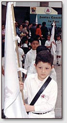School of Mexican City of Saltillo